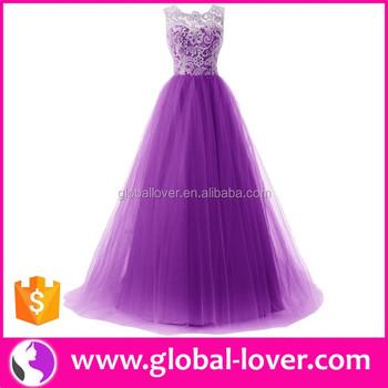 Evening Party Maxi Dress