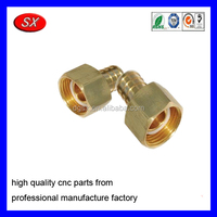 customized Brass Copper PEX Barb Female Swivel Adapter fittings Fitting