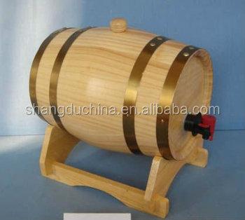 Cheap Mini Used Oak Wooden Wine Barrels Decoration For Sale Buy