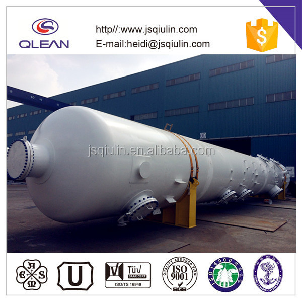 ASME Reactor/Tower/Heat Exchanger Pressure Vessel