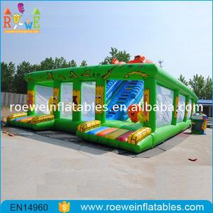 Alibaba Top Manufacturer inflatable bouncing castle bouncer jumping giant bounce house