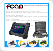 Best FCAR Automotive Diagnostic Scanner F5 G scan tool for 12V World Cars and 24V Heavy duty Trucks