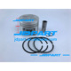 V3300 Piston 84mm With Piston Ring For Kubota Engine