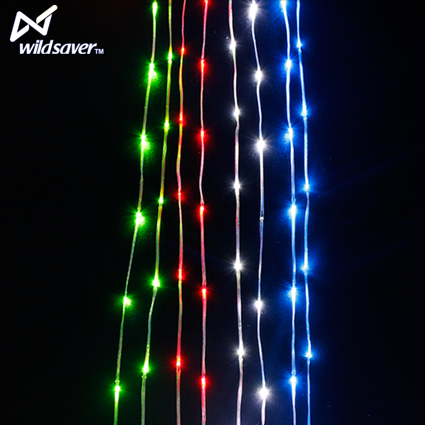 Chinese Supplier Battery Powered Operated Mini 0805 2835 LED Strip Handbags Light