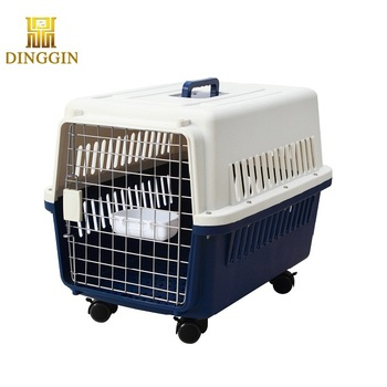 Airline Plastic Kennel For Dogs