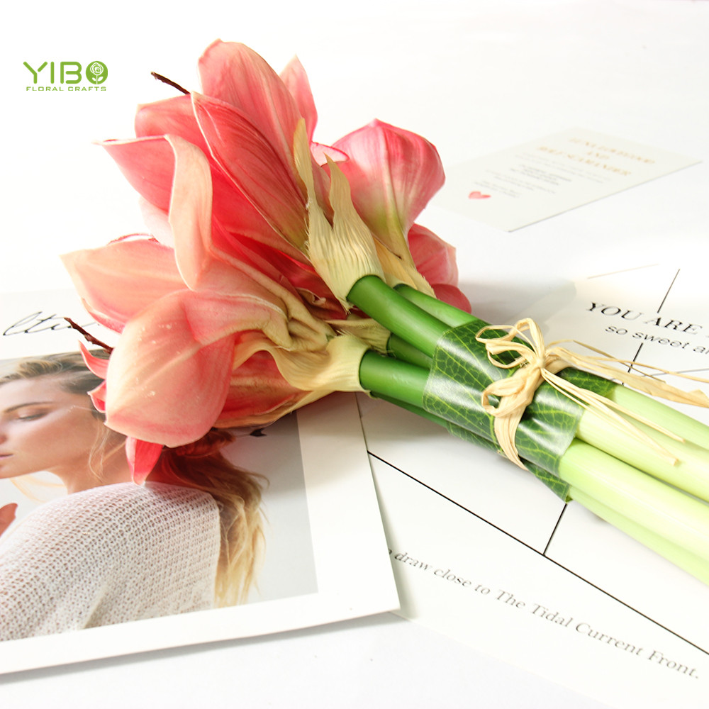Artificial Clivia Flower Artificial Clivia Flower Suppliers And