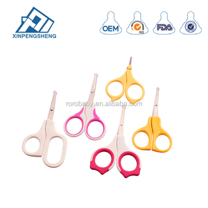 Baby Grooming Kit Baby scissor Baby Food Scissor From Manufacturer Real Factory