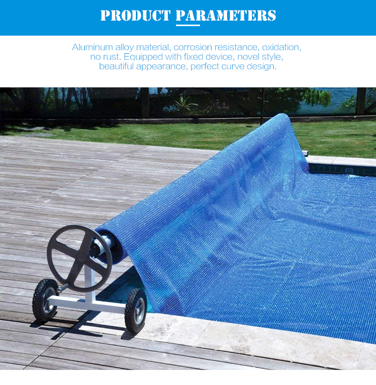 Factory Price Above Ground Swimming Pool Cover Reel