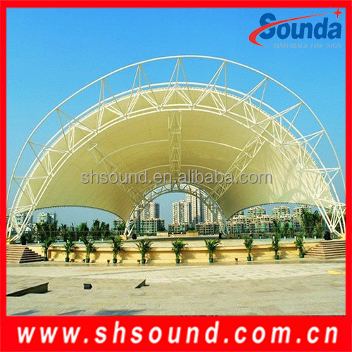 High quality PVC tent material for sale