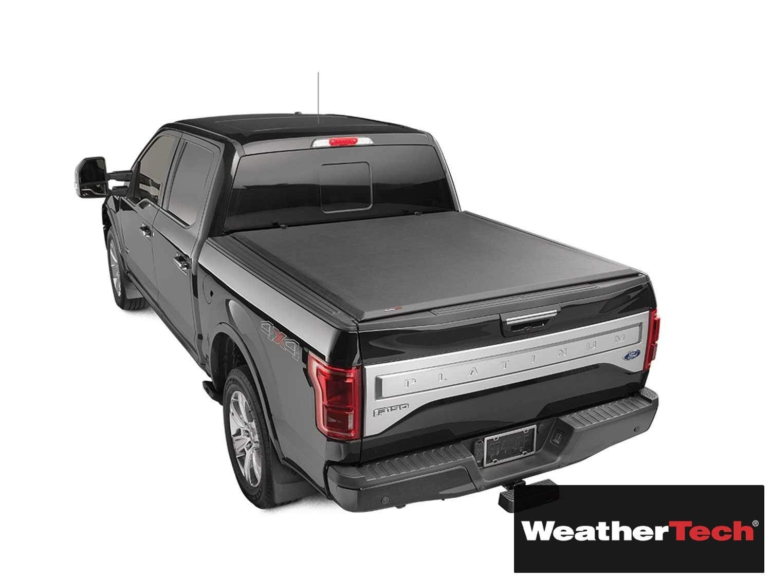 Roll Up Truck Bed Cover - Fits Dodge D250 Pickup Standard Side Bed - 1982 1983 1984 1985 1986 1987 1988 1989 1990 1991 1992 1993 | 82 83 84 85 86 87 88 89 90 91 92 93 (WEA-WPB-154)