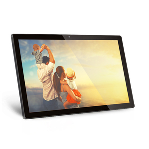 21.5 inch IPS screen RK3288 RJ45 wall mounted android tablet for commercial use