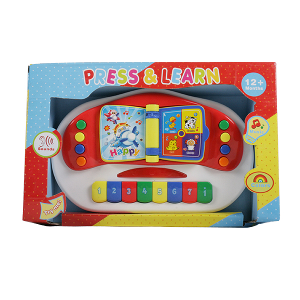 Preschool Toys Product : Hot sale battery operated musical toy for preschool buy
