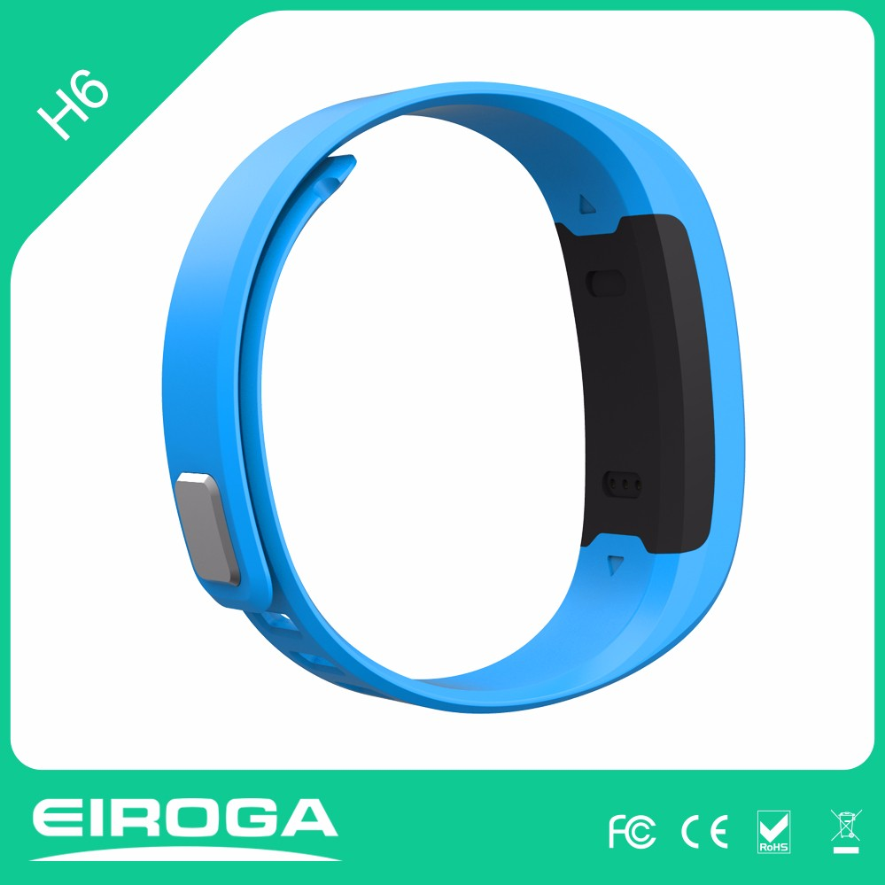 Eiroga Latest fashionable design very fit smart band bracelet headphone <strong>bluetooth</strong>