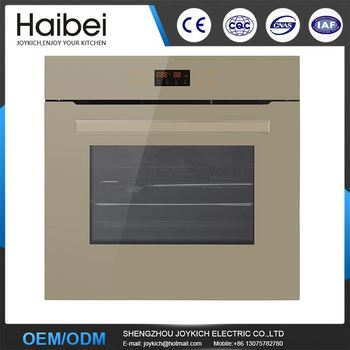 2017 Electric Oven With Rotary Fork Cooking Fan Easily Clean Oven