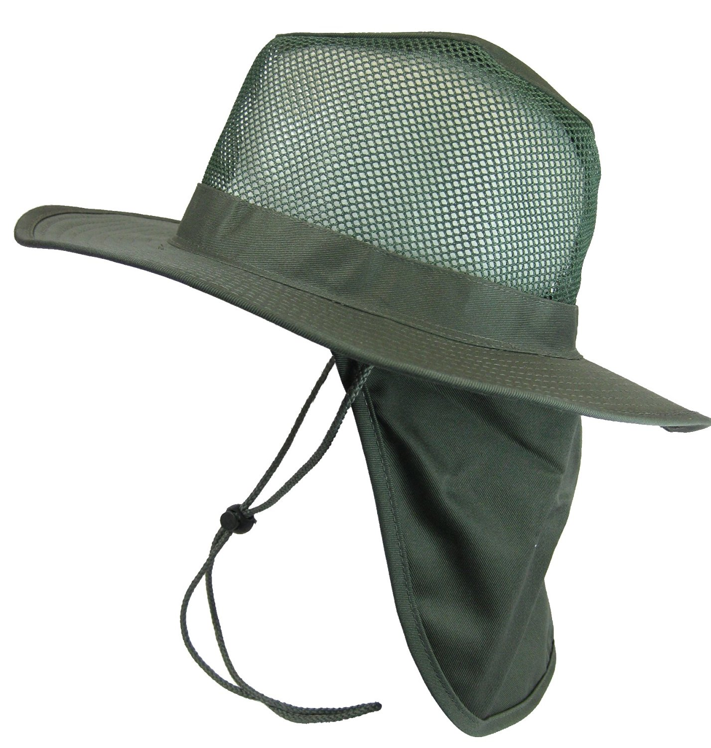 0cea15353ef Cool Mesh Military Camouflage Boonie Bush Safari Outdoor Fishing Hiking  Hunting Boating Brim Hat Sun Cap