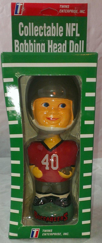 NFL Tampa Bay Buccaneers Vintage Team Bobblehead