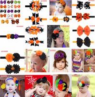 festival Halloween hair bows AG-HA list A