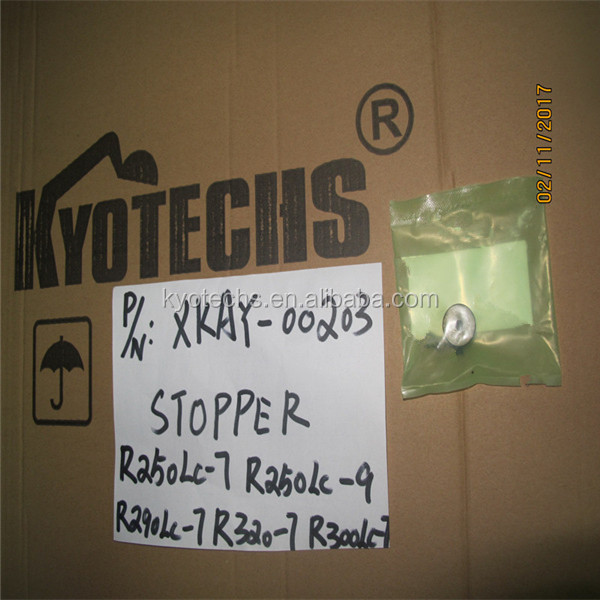 STOPPER FOR XKAY-00203 R250LC-7 R250LC-9 R290LC-7 R320-7 R300LC-7