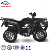 China 250cc ATV utility quad ATV with shaft drive transmission