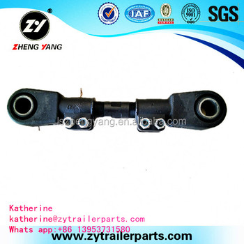 Trailer German Type Suspension Parts Adjustable Torque Arm Toque Rod