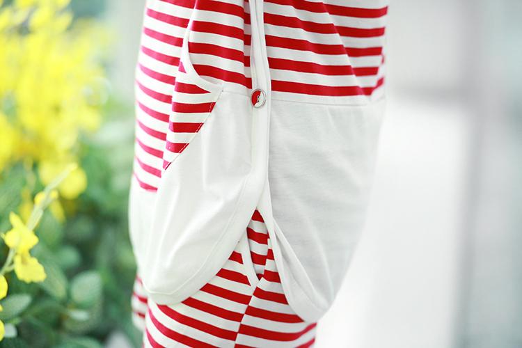 Беременные женщины свободного покроя лето толстовки комплект для беременных полоска тис с пресс шорты спорт одежда комплект карманы