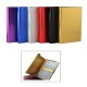 Kuaigao CC19 20pcs Aluminium cigarette case For Slim size 100mm*5mm ESSE lady cigarettes