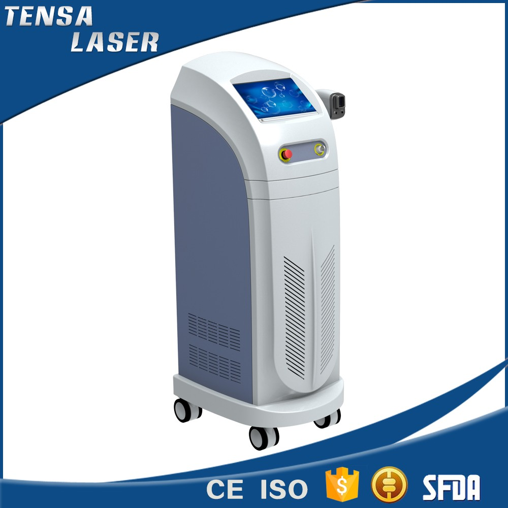 Professional Permanent Hair Removal 808nm Diode Laser Machine