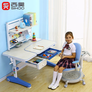 Kids Furniture Manufacturer Ergonomic Adjustable Children Table And Chair