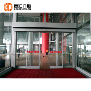 Automatic Sliding Door With CE/ISO9001 Certificate