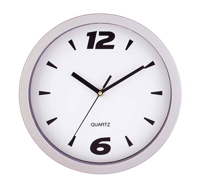 office wall clock. large decor lcd digital office wall clock calendarday date dual time for l