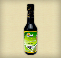 NO MSG Gluten Free Soy Sauce with 150ML Bottle Packing