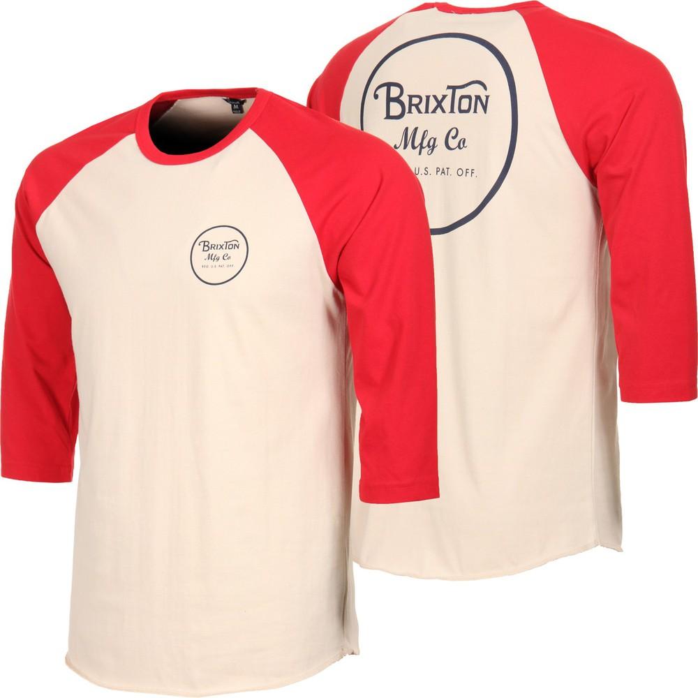 Desain t shirt raglan - New Design Custom Raglan 3 4 Sleeve Baseball T Shirt