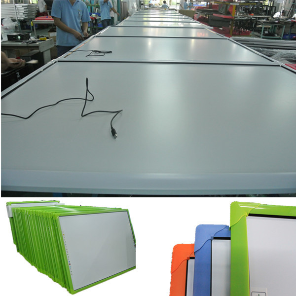 Factory price,China infrared touch screen interactive whiteboard for school