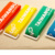 Custom design colorful magic tape injection hook with Quality Assurance