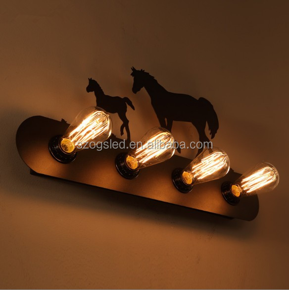 Vintage Schalter Hausgemachte Leichter Wandleuchte Licht, Wand  Bettleseleuchte