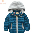 2016 Children Thermal Jackets Winter Autumn Brand Kids Cotton Padded Parkas 3 9 Years Boys Girls