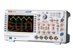 Digital Ultra Phosphor Oscilloscope, 500MHz Bandwidth, Four Channel, 4GS/s Sample Rate, USB Communication, UPO5504CS