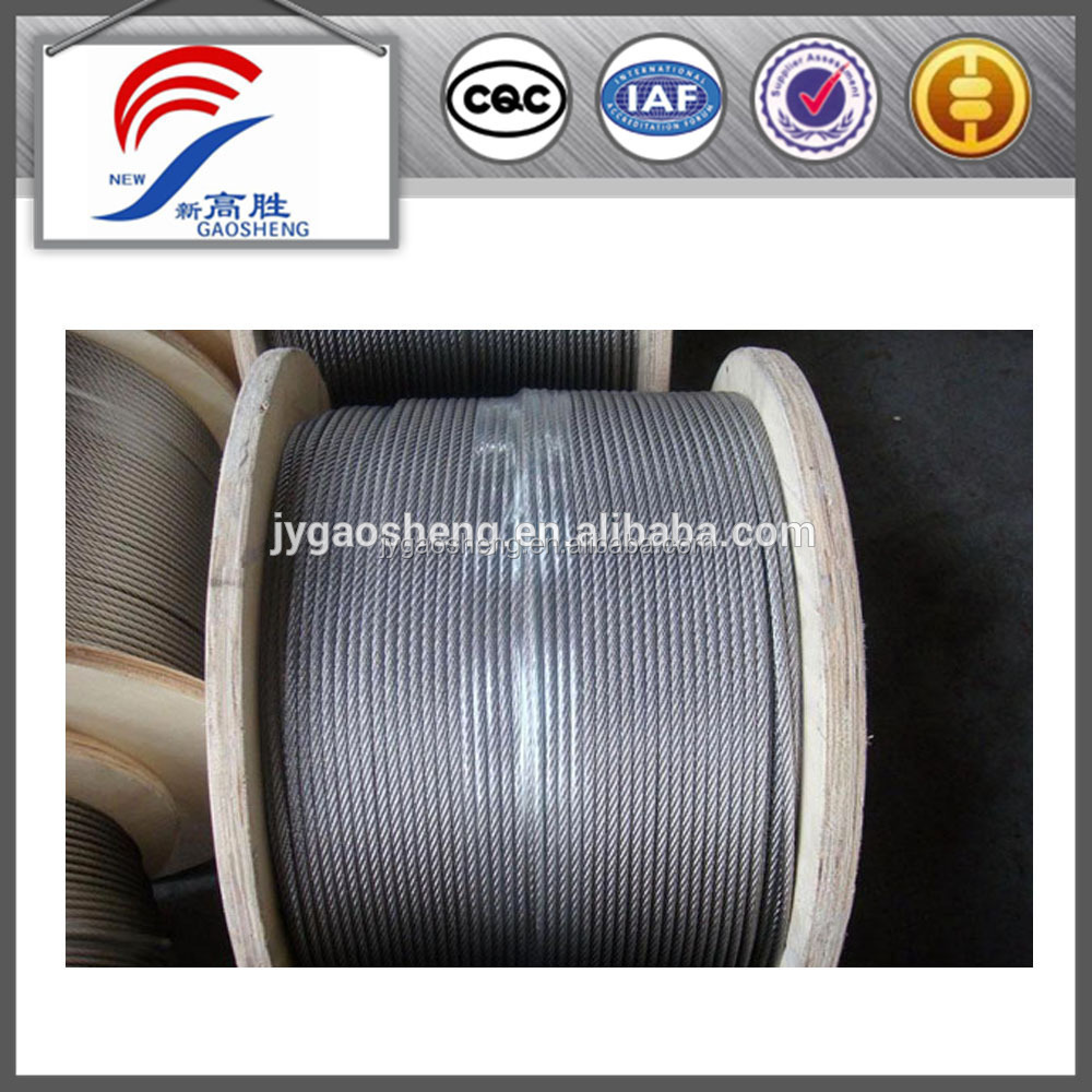 6x19 Fc Steel Wire Rope 8mm, 6x19 Fc Steel Wire Rope 8mm Suppliers ...