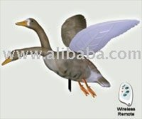 Flapping Wings Goose Decoy (Specklebelly - Wireless Remote)