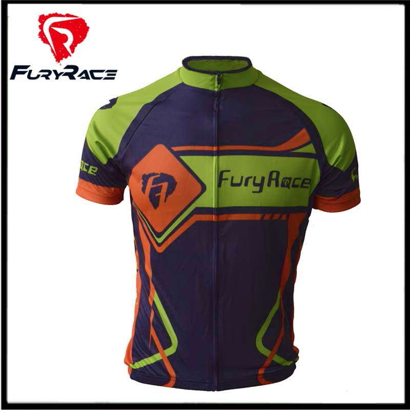 2016 OEM <strong>Specialized</strong> Custom Breathable MTB Bicyle Jersey for Mens Cycling Wear