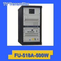 500W UHF/VHF PAL/NTSC tv transmitter module tv antenna plans A2