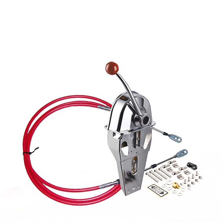 Gj1107a Marine Engine    Transmission Single Controls