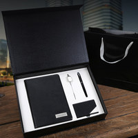 Custom Corporate Business Gift Set Notebook Gift Set for Clients