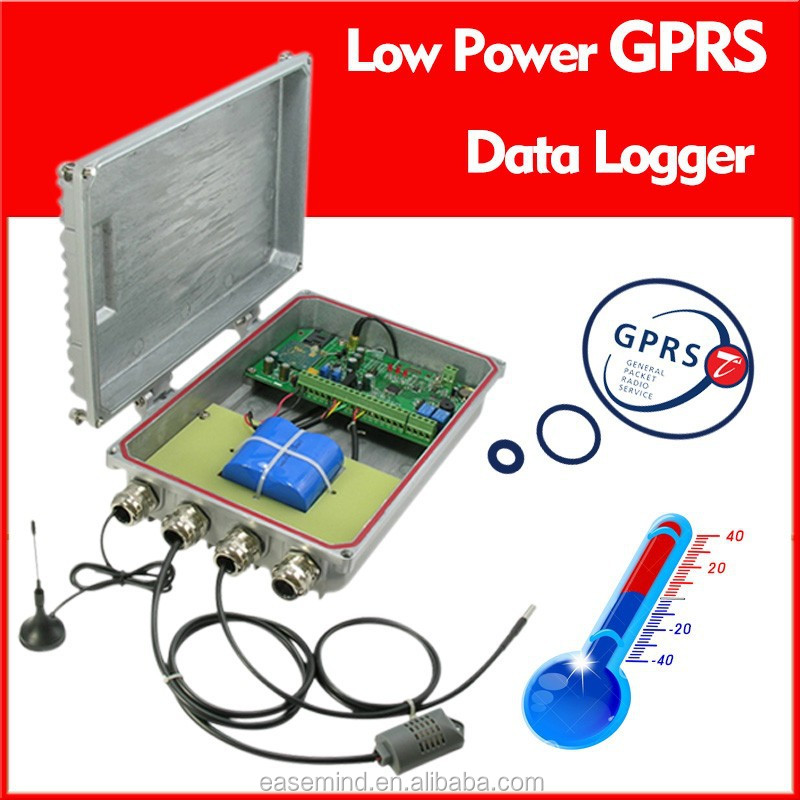 Low Power Gprs Data Logger Weather Station Data Logger Power Gsm ...