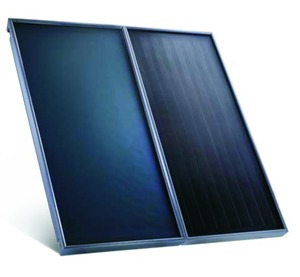 Foshan flat plate solar panel collector hot water heater prices