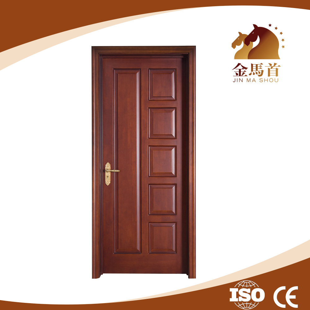 Modern bedroom wooden door designs with for Door pattern design