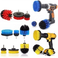 Drill Cleaning Brush Power Scrubber Brush for Bathroom