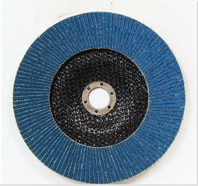 wholesale sandpaper buffing wheel/emery cloth flap disc