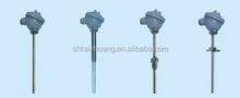 Subtle armoured thermocouple