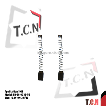 Electric Drill Carbon Brushes for Skill Power Tools Spare Parts, View  electric drill carbon brush for SKILL, SD Product Details from Nantong  Kaidi